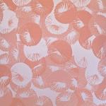 Bartex Dekorační polštářek PAMPELIŠKY lososový 50x50