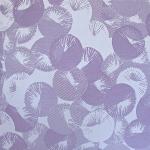 Bartex Dekorační polštářek PAMPELIŠKY fialový 50x50