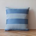 Bartex Dekorační polštář PRUHY světle modré 50x50