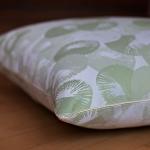 Bartex Dekorační polštářek PAMPELIŠKY světle zelený 50x50