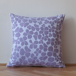 Bartex Dekorační polštářek JARO fialový 50x50