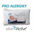 Sada - polštář 50x70cm a přikrývka 90x135cm - vhodné pro alergiky