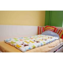 Dětský spací pytel Zvířátka 165x70 cm