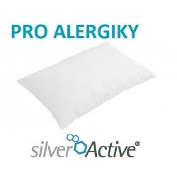 Dětský polštář silver Active 50x70cm – vhodný pro alergiky