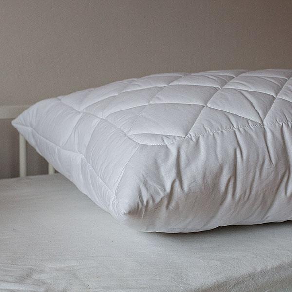 Komfortní polštář London 1,2kg <br /> zip pro ...