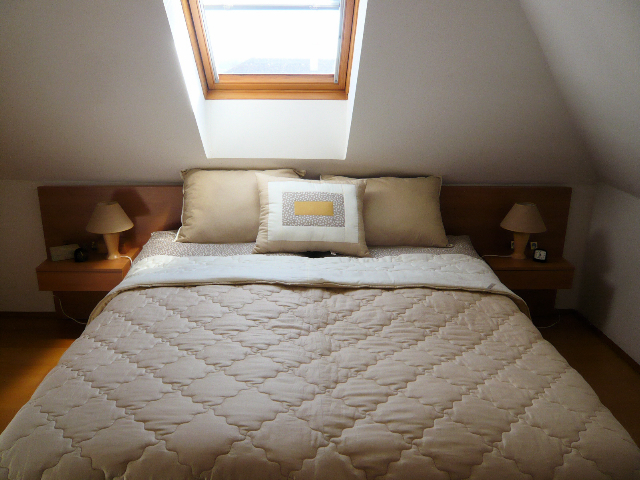 Přehoz na postel SIENNA - 240x240cm