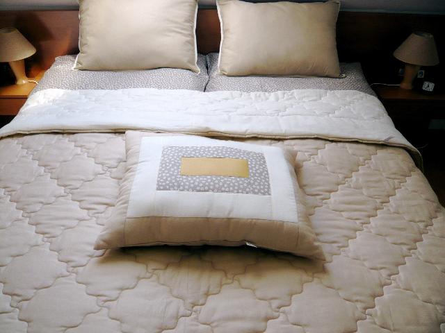 Polštář dekorační - SIENNA Patchwork 50x60cm